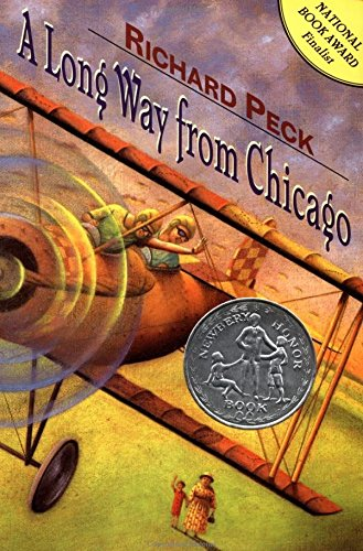 9780803722903: A Long Way from Chicago (Newbery Honor Book)