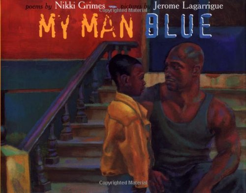 9780803723269: My Man Blue (Picture Books)