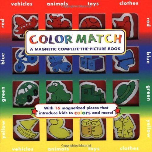 9780803723795: Color Match (Novelty)