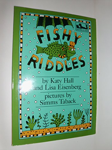 9780803724198: Fishy Riddles (Dial Easy-To-Read (Paperback))