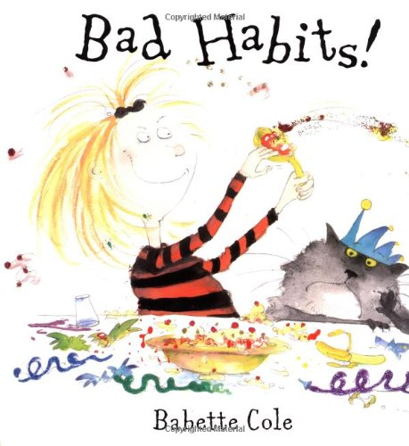 9780803724327: Bad Habits!, or, the Taming of Lucretzia Crum