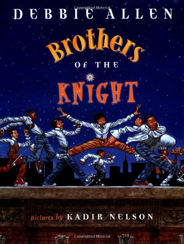 Brothers of the Knight: Debbie Allen
