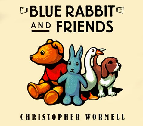 9780803724990: Blue Rabbit and Friends