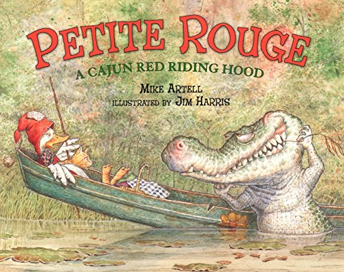 9780803725140: Petite Rouge: A Cajun Red Riding Hood