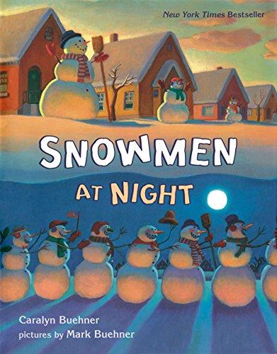 9780803725508: Snowmen at Night