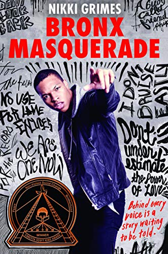 9780803725690: Bronx Masquerade (Coretta Scott King Author Award Winner)