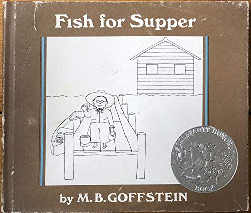 Fish for Supper (9780803725713) by M. B. Goffstein