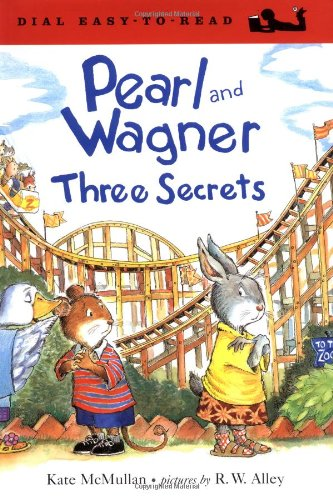 Pearl and Wagner: Three Secrets: Kate McMullan