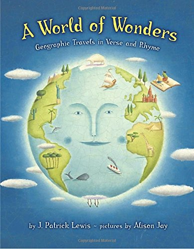 9780803725799: A World of Wonders: Geographic Travels in Verse and Rhyme