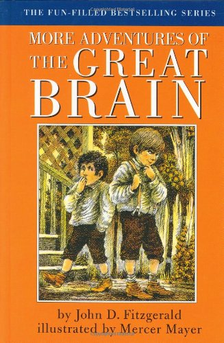 9780803725911: More Adventures of the Great Brain