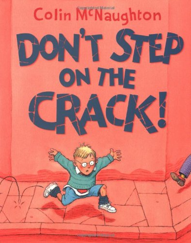9780803726116: Don't Step on the Crack!