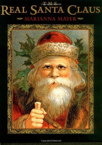 9780803726246: The Real Santa Claus: Legends of Saint Nicholas (Phyllis Fogelman Books)