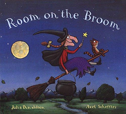 9780803726574: Room on the Broom