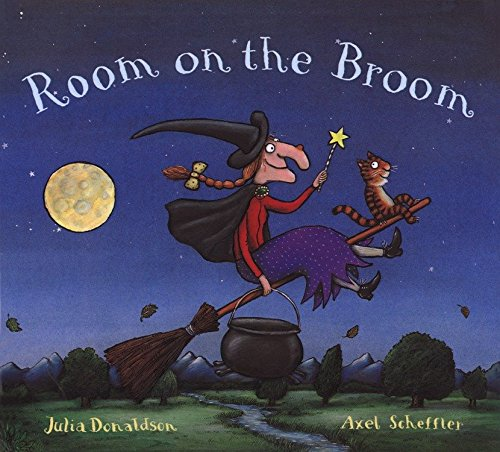 9780803726574: Room on the Broom