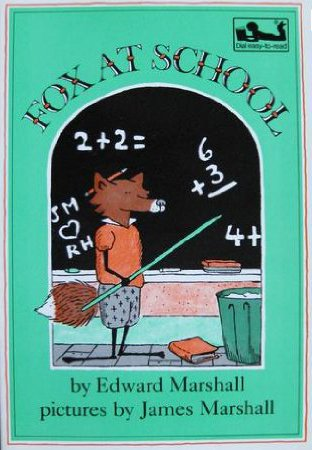 9780803726741: Fox at School (Easy-to-Read, Puffin)