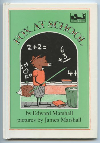 9780803726758: Fox at School (Dial Easy-To-Read)