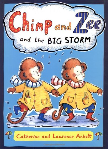 9780803727007: Chimp and Zee and the Big Storm