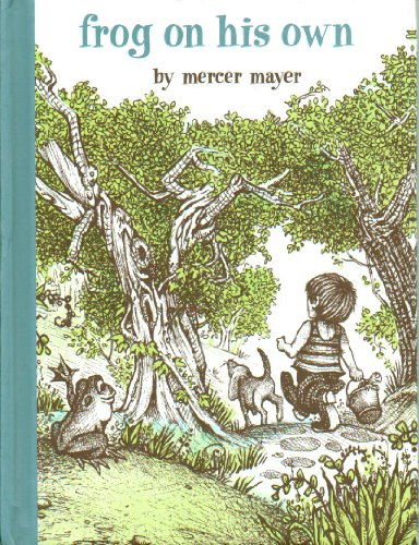 9780803727014: Mayer Mercer : Frog on His Own (Hbk) (Boy, Dog Frog)