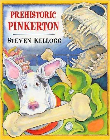 9780803727250: Prehistoric Pinkerton