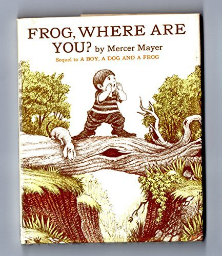 9780803727328: Frog, Where are You?