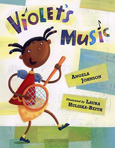 Violet's Music (0803727402) by Johnson, Angela
