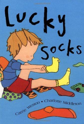 9780803727410: Lucky Socks