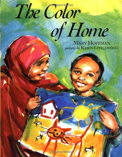 9780803728417: The Color of Home (Phyllis Fogelman Books)