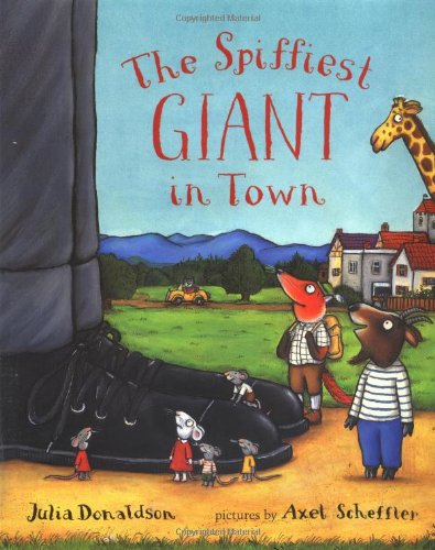 9780803728486: The Spiffiest Giant in Town