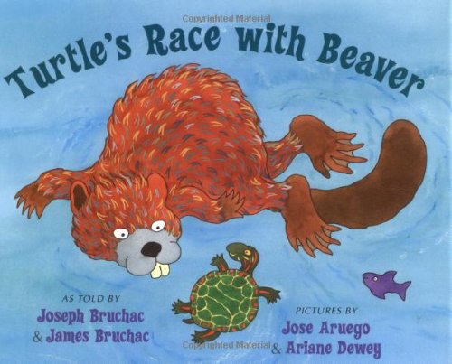 9780803728523: Turtle's Race with Beaver