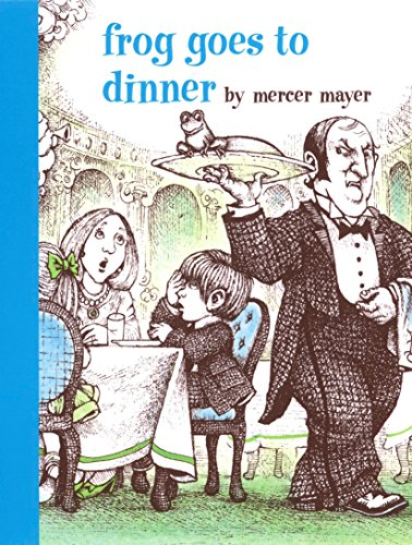 9780803728844: Frog Goes to Dinner (A Boy, a Dog, and a Frog)