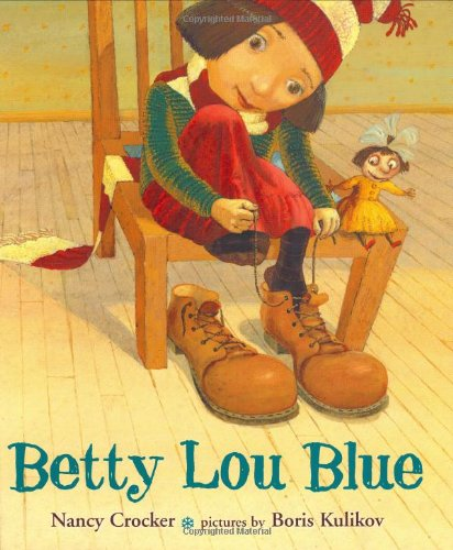 Betty Lou Blue (Pavilion): Crocker, Nancy