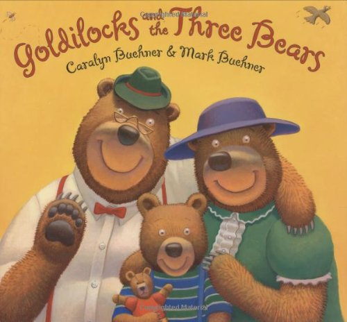 9780803729391: Goldilocks and the Three Bears (Phyllis Fogelman Books)