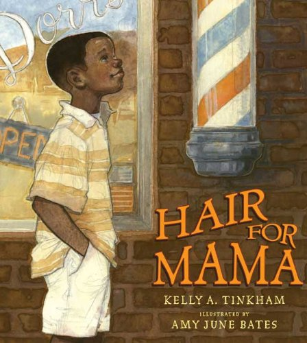 Hair for Mama: Tinkham, Kelly