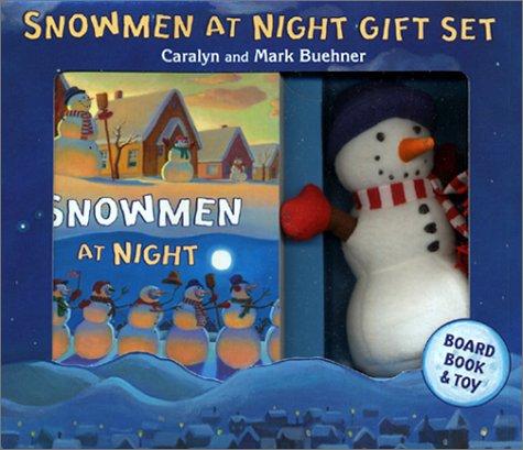9780803729759: Snowmen at Night (Gift Set)