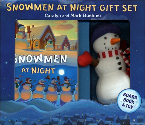 9780803729759: Snowmen at Night (Gift Set)