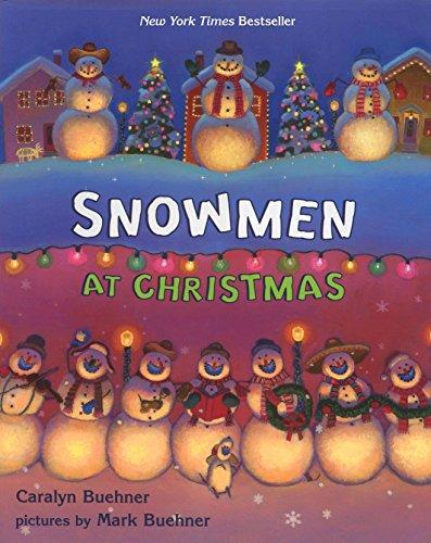 9780803729957: Snowmen at Christmas