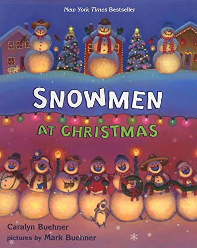 9780803729957: Snowmen at Christmas
