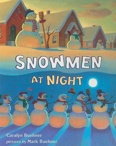 9780803730274: Snowmen at Night