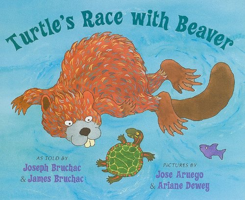 9780803730342: Turtle's Race with Beaver: A Traditional Seneca Story