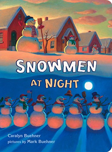 9780803730410: Snowmen at Night
