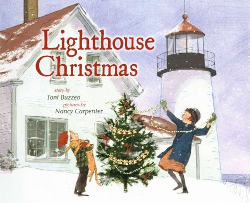 9780803730533: Lighthouse Christmas