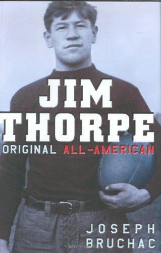 9780803731189: Jim Thorpe, Original All-American