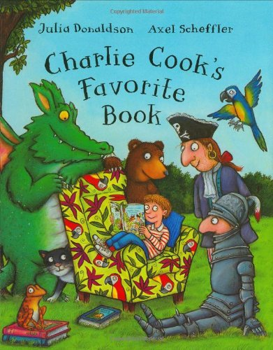 9780803731424: Charlie Cook's Favorite Book