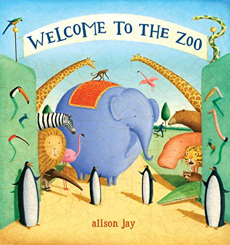 9780803731776: Welcome to the Zoo!