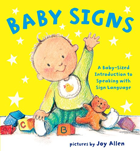9780803731936: Baby Signs: A Baby-Sized Introduction to Speaking with Sign Language