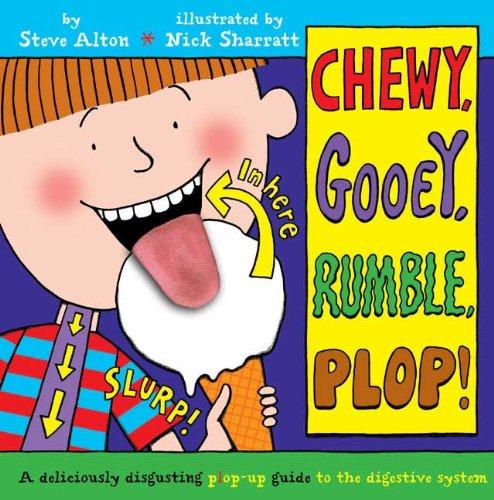 9780803732261: Chewy, Gooey, Rumble, Plop!