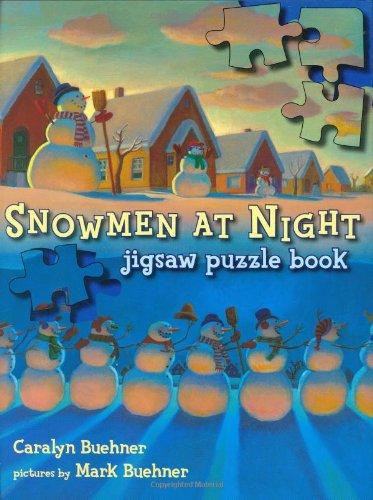 9780803732544: Snowmen at Night (Jigsaw Puzzle Book)