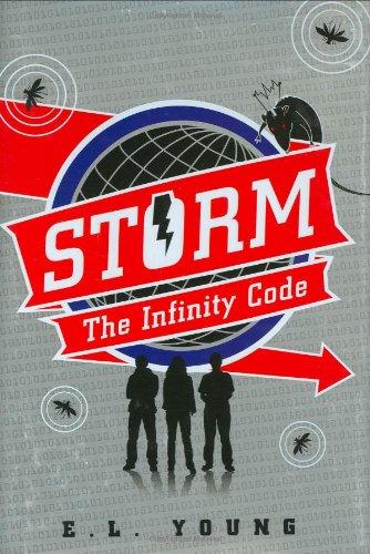 9780803732650: STORM: The Infinity Code