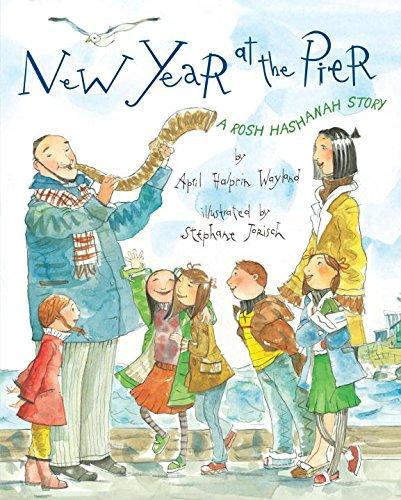 9780803732797: New Year at the Pier: A Rosh Hashanah Story