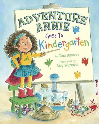 9780803733589: Adventure Annie Goes to Kindergarten